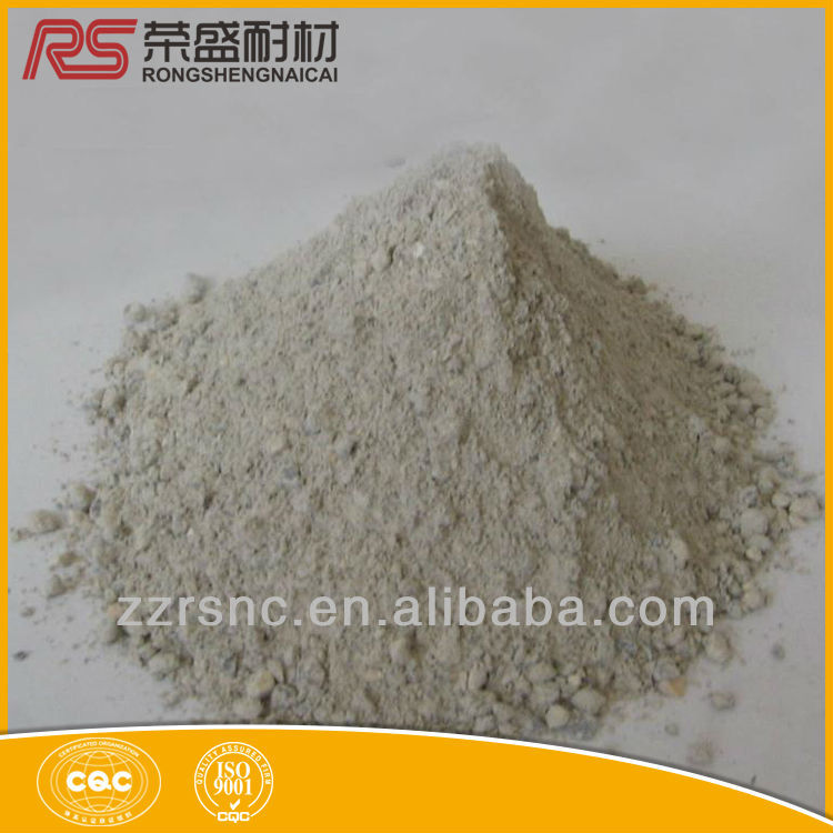 Cement Refractory Cement Fireproof Mortar