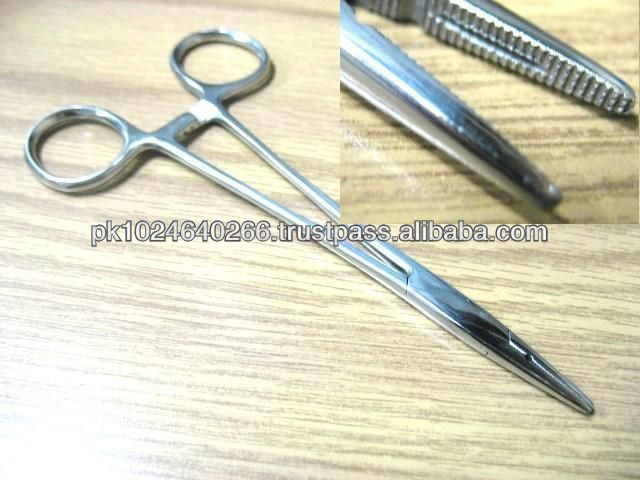 "6 CRILEWOOD NEEDLE HOLDER 6"" SURGICAL VETERINARY INSTRUMENTS"