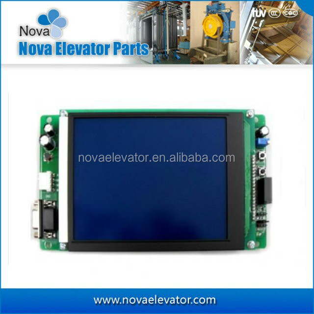 Elevator Cabin control panel/lcd display