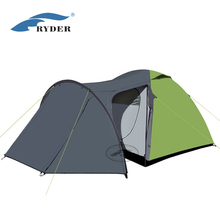 3 Man Large Capacity Outdoor Tent Leading Manufacturer For Camping