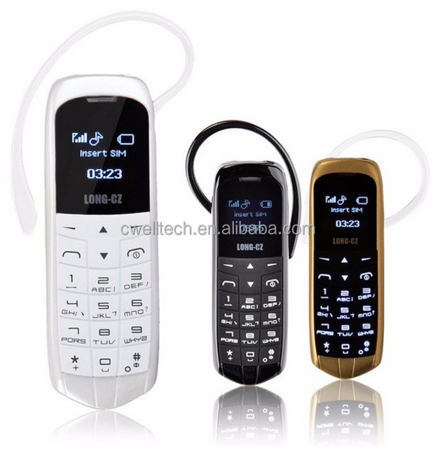 Long CZ J8 Very small size Bluetooth mini <strong>phone</strong>
