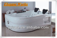 For two person hydrotherapy whirlpool bathtub JNJ SPA-062