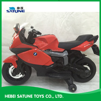 2016 direct factory kids rechargeable battery motorcycle with EN71 ceartificate