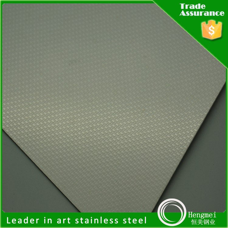Copper price per kg new products 201 stainless steel sheet embossed