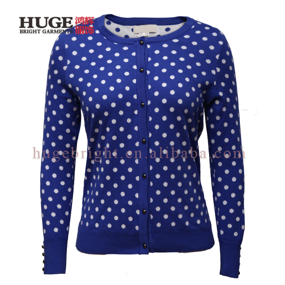 China Supplier Wholesale Ladies Sweaters On Sale