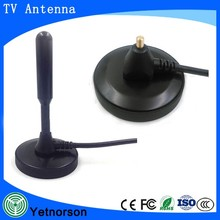 HDTV outdoor DVB-T Digital TV Antenna With Base For portable TV