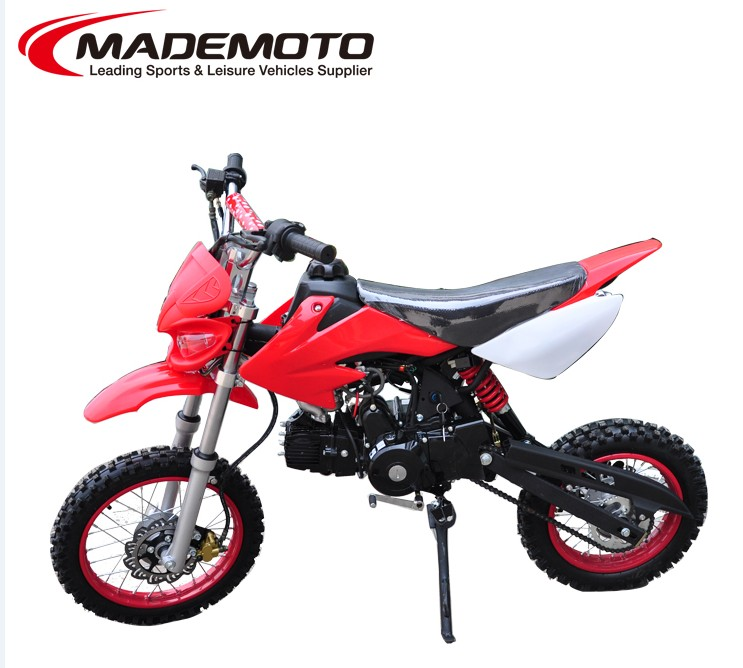 110cc 4 stroke mini dirt bike for adults