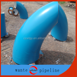 2016 API 5L X42/X52/X56/X60/X65/X70 seamless steel pipe elbow for Gas Pipe