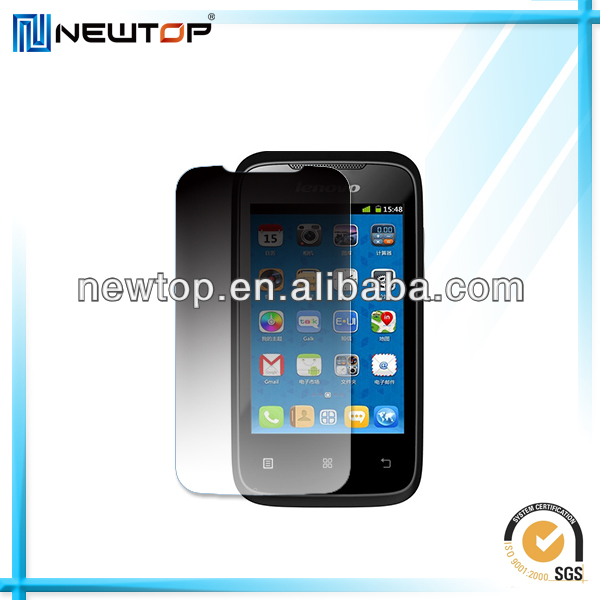 Manufacturer privacy invisible screen film for mobile phone