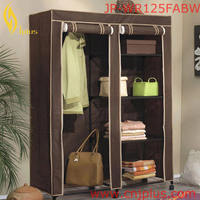 JP-WR125FABW Manufactuary Vintage Home Metal School Personal Clothing Closet