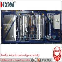 Mini Modified Emulsion Bitumen Equipment for road construction, SBS, EVA, PE