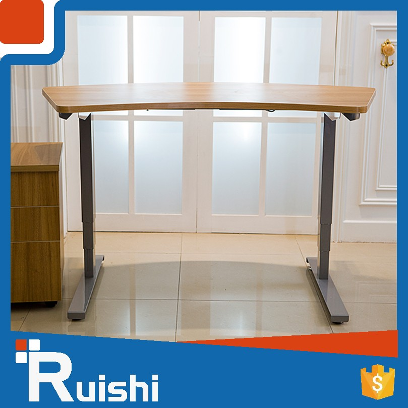 Metal Material Lift Adjustable Table Latest Design Computer Table