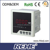 digital three phase ac dc kwh power types of energy meter