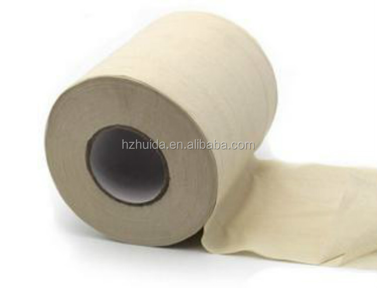 Soft Strong 100% Virgin Bamboo Pulp Toilet Paper Toilet Tissue Bath Tissue Degradable Paper 4 6 8 Rolls/Pack