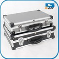 Hot selling set of 2 pieces cheap aluminum carry cases