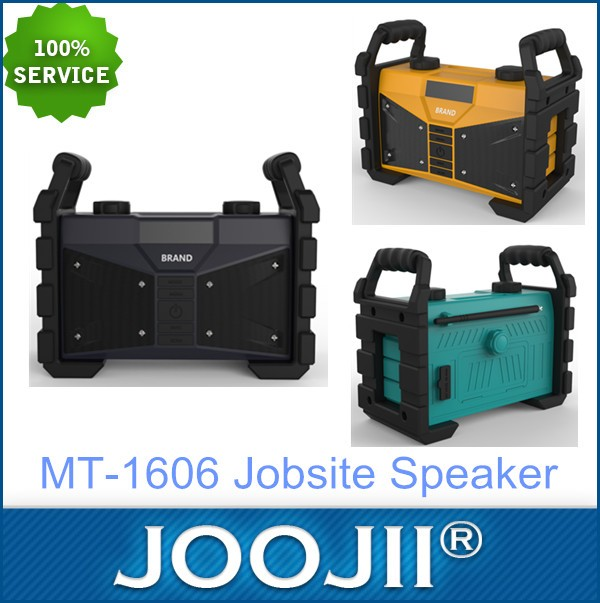 Hot selling new product bluetooth speaker with fm radio