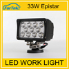 China Wholesale Price 33W Epistar LED Work Light rechargeable led magnetic work light
