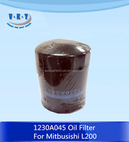 1230A045 Oil Filter L200 For Mitsubishi