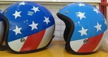 Casque moto classic design for open face helmet jet motorcycle helmet