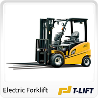Chinese NO.1 forklift factory HANGCHA A series 1-3.5 Ton forklift electric for sale