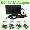 60w power switch supply super quality real power table type led adapter 85-265V ac dc adapter 12v 2a For LED Strip Light