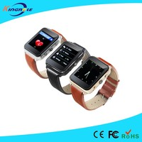 The hottest High-quality of 2016 bluetooth android smart watch for phone with ce rohs