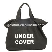 Fashion organic cotton bags korea