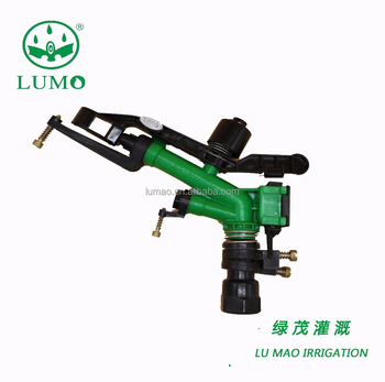 1'' plastic easily install farm lawn irrigation equipment agricultural sprinkler