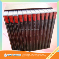 Factory Customized fashion cd box set packaging