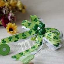 St. Patrick's Day Hair Bow MYSD-014