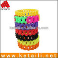 Shenzhen Factory Wholesale Cheap Hollow Silicone Bracelets