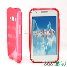 sline tpu protective cover for Samsung Galaxy J1 Ace