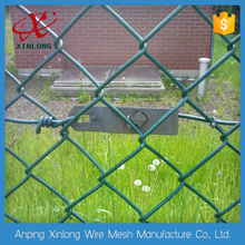 Factory Direct chain link fence for volleyball court