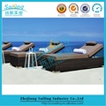 Stock Cheapest Outdoor Patio Chaise Lounge Chair Pool Furniture