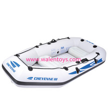 Hot sale inflatable fishing boat/belly boat