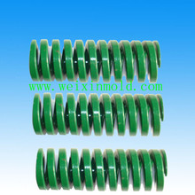 Heavy load coil spring, green coil spring, TH coil spring