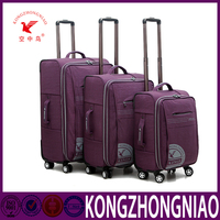 2016 new fashion high quality retro luggage for 3 pcs,manufacturer supplier