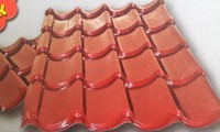 Roofing Tiles Profile Colour Sheet