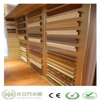 WPC marble skirting board, medical plastic mould