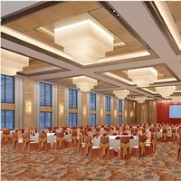 Conference Rooms Convention Centers Led Carpet