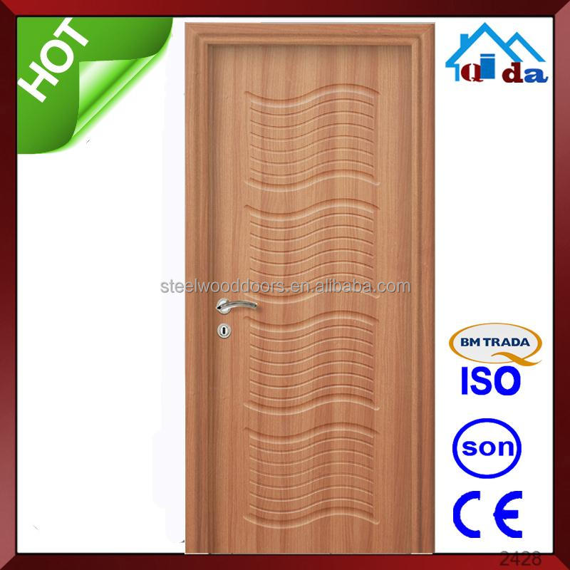 Wood Cheap china modern bedroom door prices