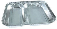 househould aluminum foil containers for food packing/BBQ