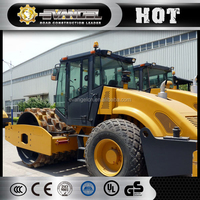 High quality XCMG XS143J road roller vibratory 14 ton capacity similar to sakai road roller
