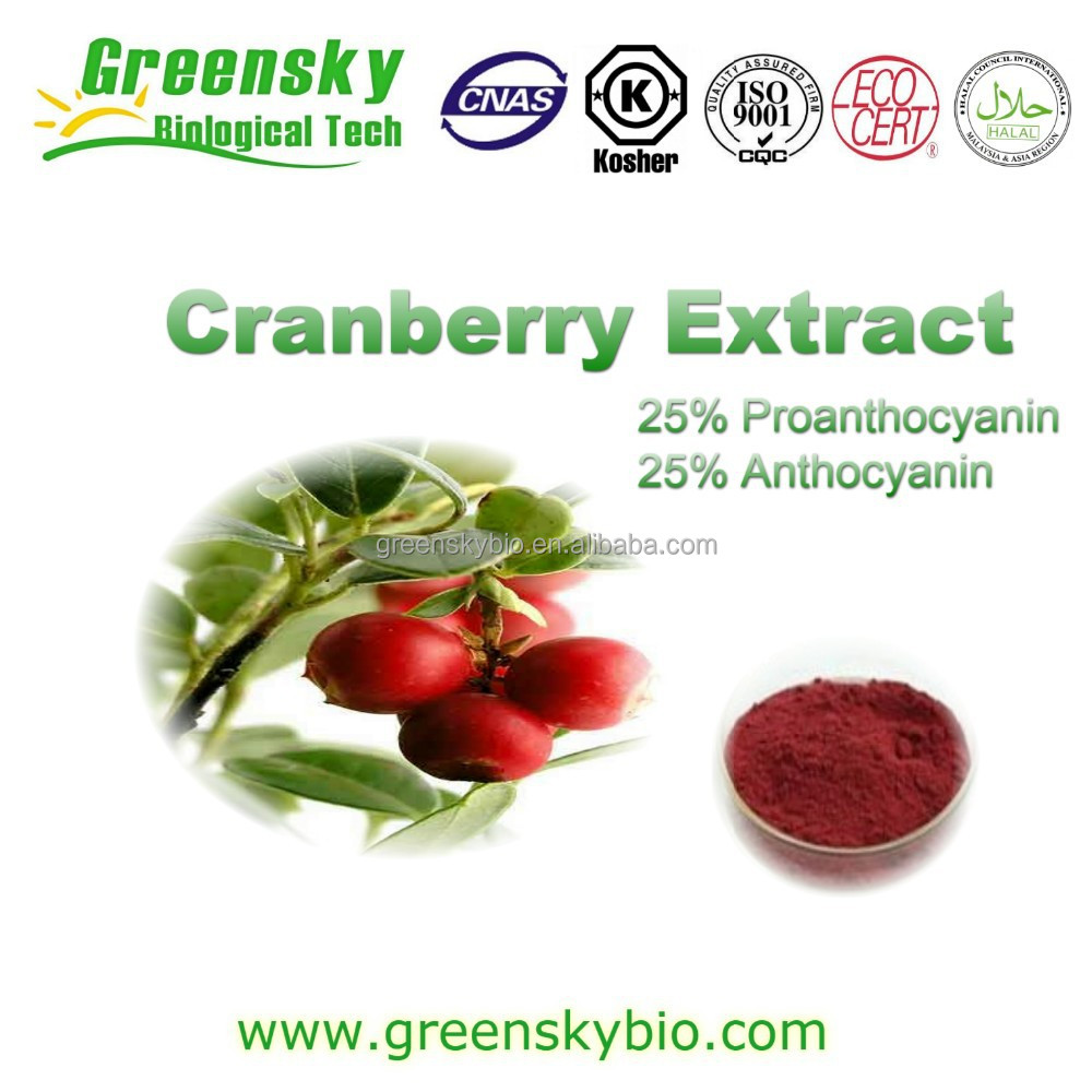 Cranberry juice Powder & cranberry extract