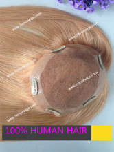 custom women's toupee personal size just for our customer GB