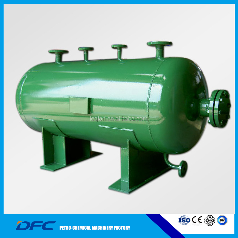 ASME 1000L stainless steel crude oil storage tank