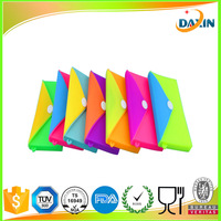 Newly design flexible silicone storage bag/business card case
