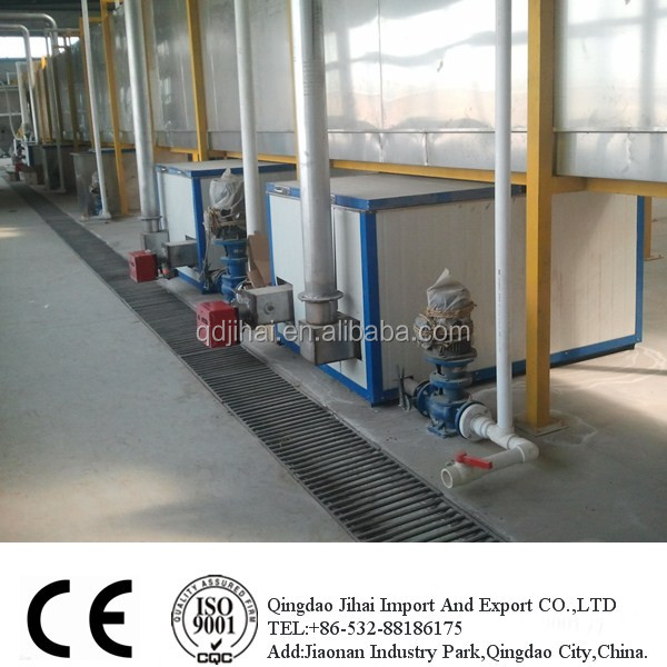 Best Quality Manufacture Powder Coating Line for Wheel rims