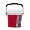 Factory Plastic Container Fishing Seat Tools Box with Handle Carry