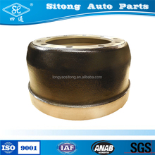 HT250 Spare Parts Trailer Brake Drum TD 403